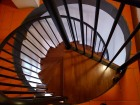 stairs in our suite!
