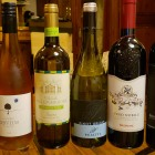 the wines we tried