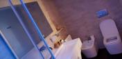can you spot a bidet? every hotel in Europe has a bidet