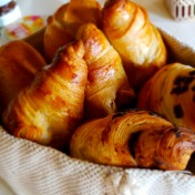 breakfast croissants!