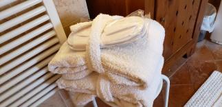 comfy bathrobes