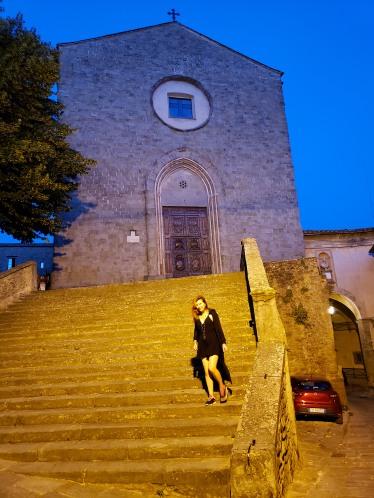 church of San Francesco, 12th cent