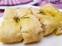 Delicious freshly-made bread