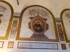 frescos everywhere