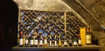 some of the wines in the private collection are 100 years old!