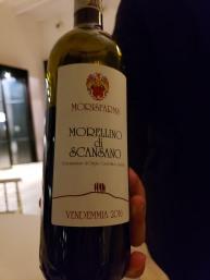 amazing local Maremma wine