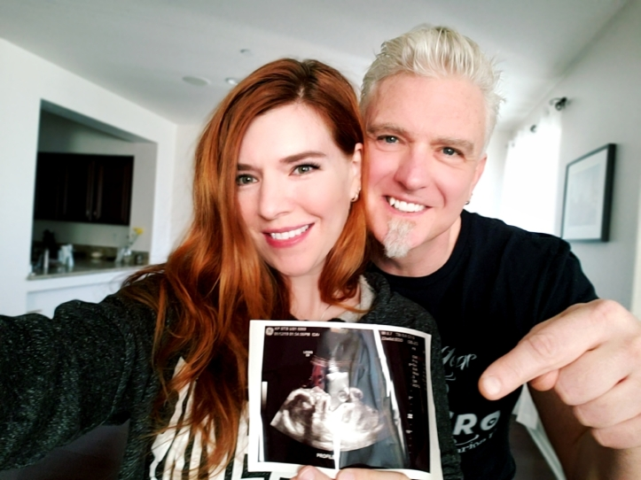 marina and nick pregnancy announcement