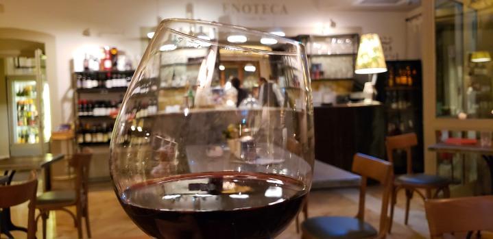 artsy wine shot? Always!