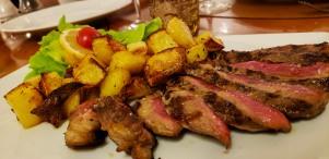 amazing steak!