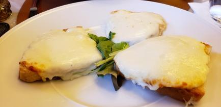 cheese toast!