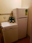 fridge & washing machine